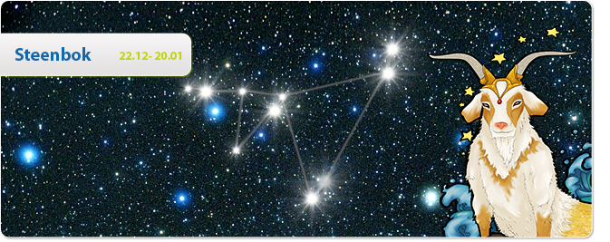 Steenbok - Gratis horoscoop van 27 november 2020 paragnosten
